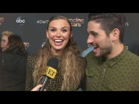 Here's what Hannah Brown says she's going to do after 'Dancing With the Stars' ends its finale, including the 'DWTS' tour with Alan Bersten and more. #dancingwiththestars