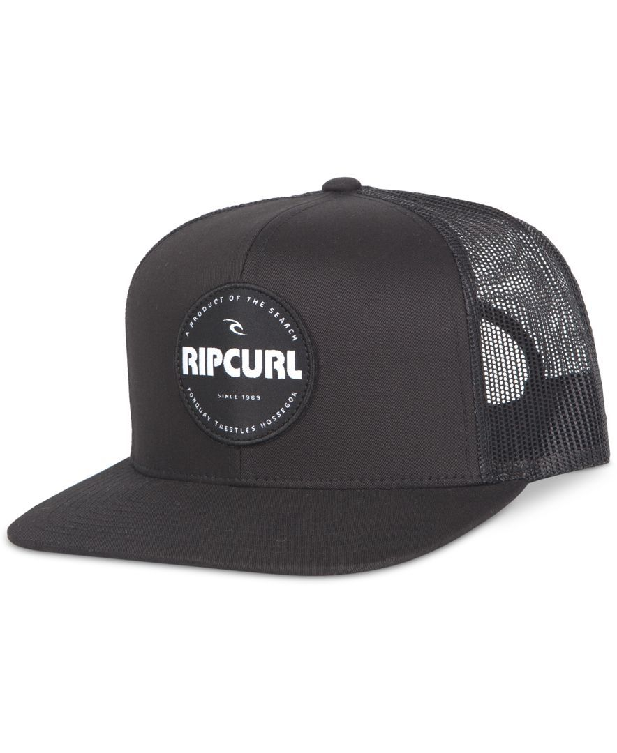 be999291 Rip Curl Men's Style Master Trucker Hat   Clothing-Cycles-Autos ...