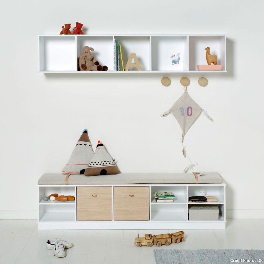 Am nager une chambre montessori kids s room and spaces for Chambre montessori