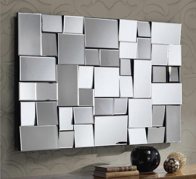 Resultado de imagen para espejos decorativos decoraci n for Espejos decorativos blancos