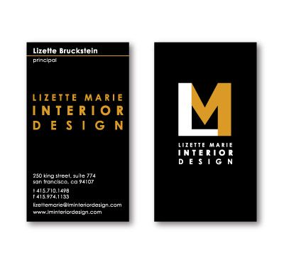 Business Cards Interior Design Gallery Home