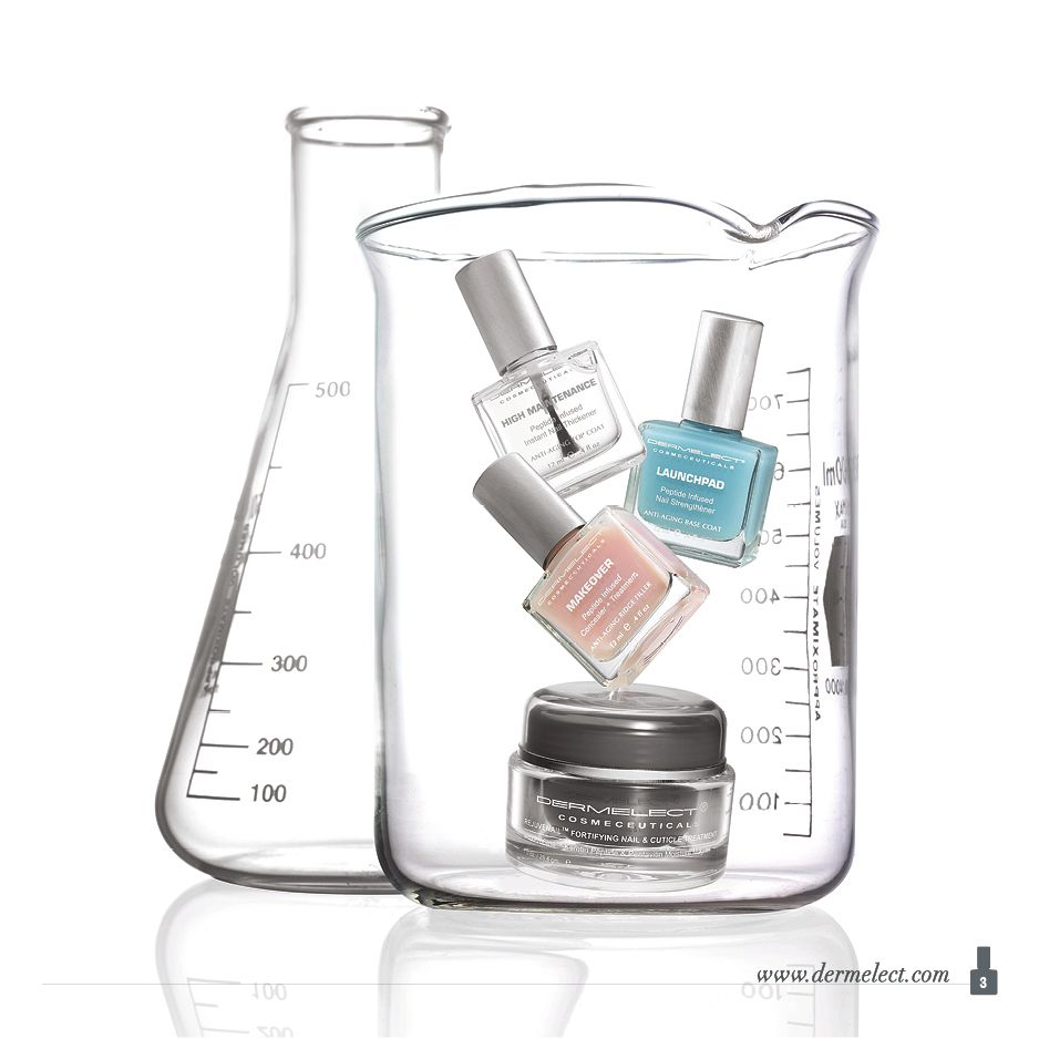 Dermelect Nail Recovery System is a simple, step-by-step regimen to ...