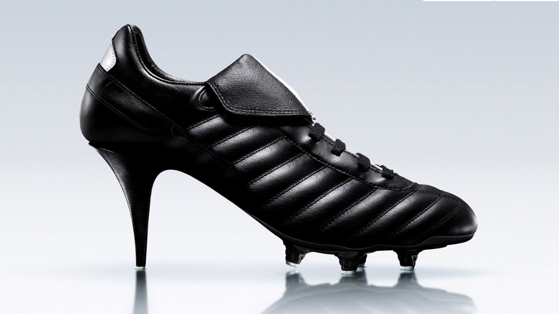 Football high heels  cebe987c6e96c