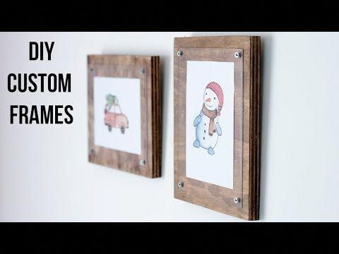 Pin by Interior Desing Styles on DIY Diy picture frames