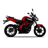 Um Motorcycles Xtreet 230 Motos
