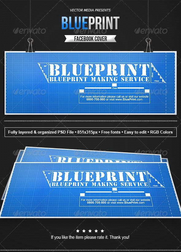 Blueprint - Facebook Cover Facebook, Fonts and Template - new blueprint resumes & consulting reviews