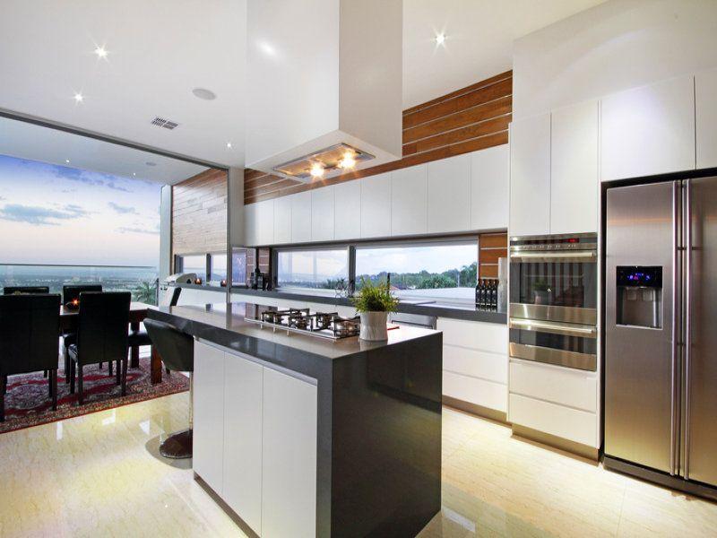 rangehood over cooking island kitchen Pinterest Cook islands