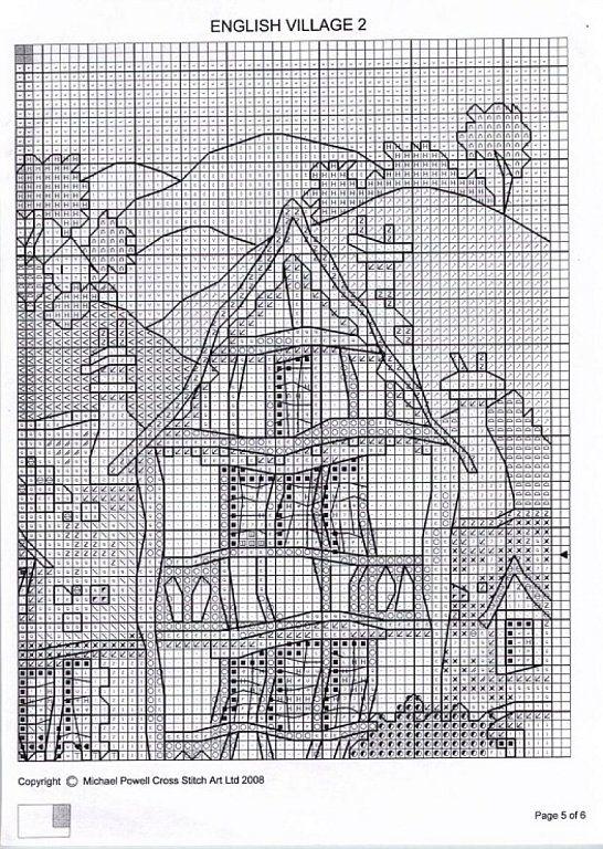 Punto En Cruz Patrones Michael Powell Cross Stitch Landscape Cross Stitch Michael Powell Cross Stitch