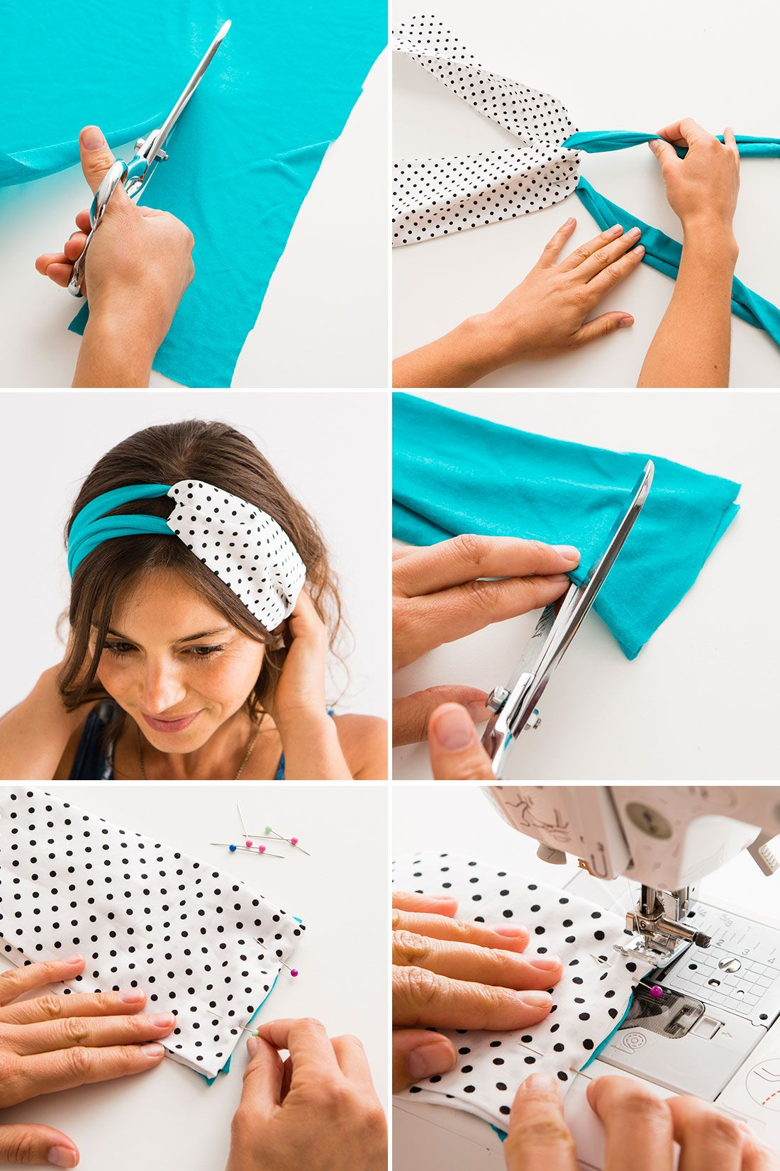 Make your own turban headband with this tutorial evionna make your own turban headband with this tutorial baditri Images