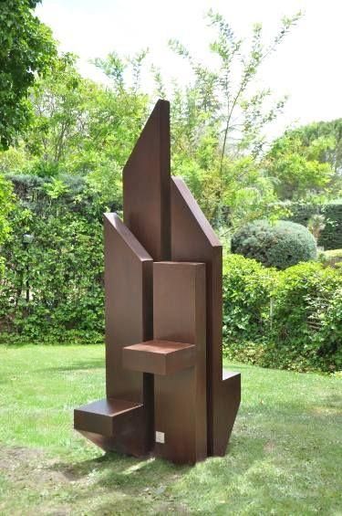 Saatchi Art Artist Gonzalo De Salas Sculpture Pinacles Limited Edition 3 Pieces Art Scrap Metal Art Metal Tree Wall Art Metal Art Diy