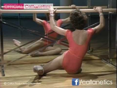 Callanetics - Hips & Behind  Do not underestimate the power of callanetics. For more results check Callanetics - 10-in-10.