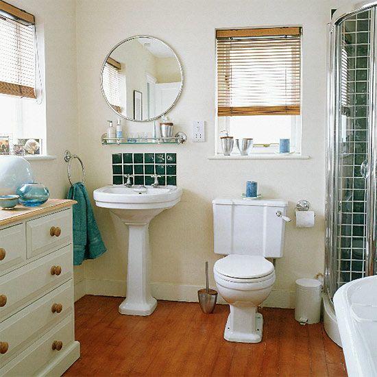 wooden floor for bathroom & Wood In The Bathroom? Absolutely!