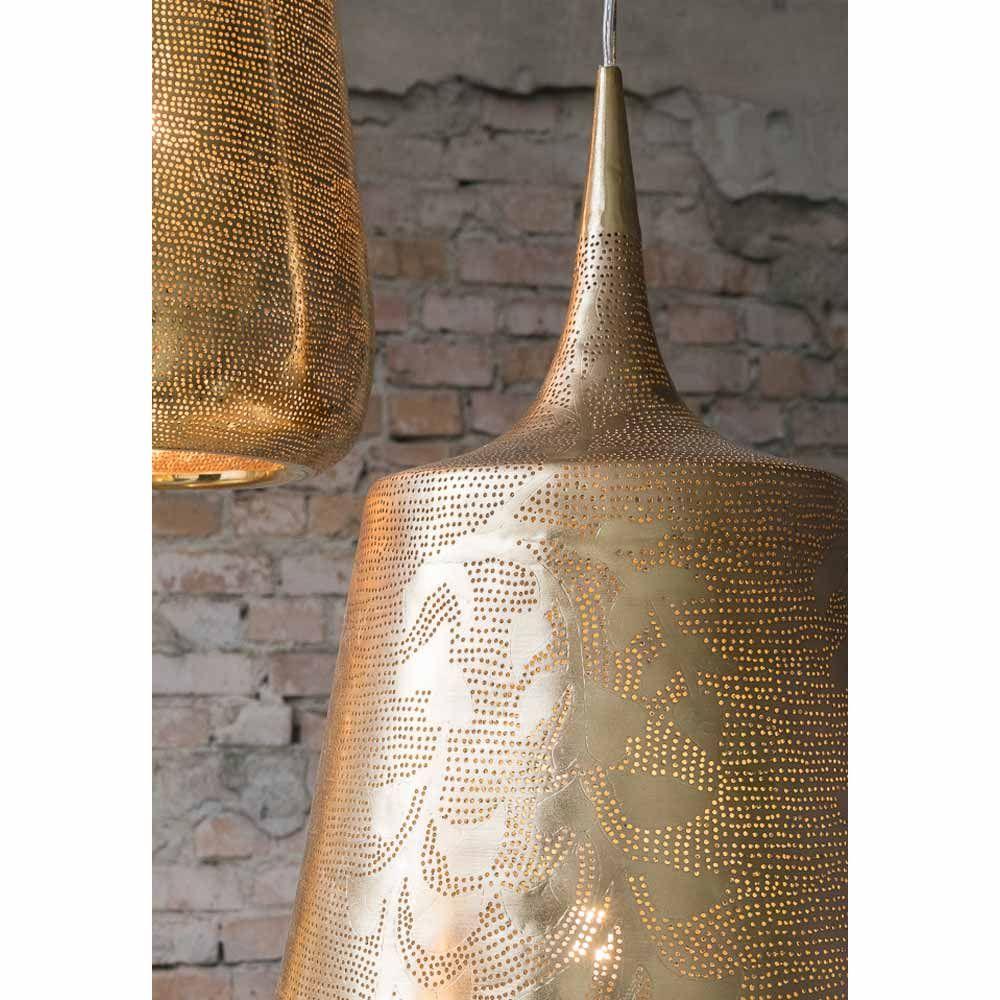 Orientalische Lampe Aylin Gold Orientalische Lampen Lampen Orientalisch