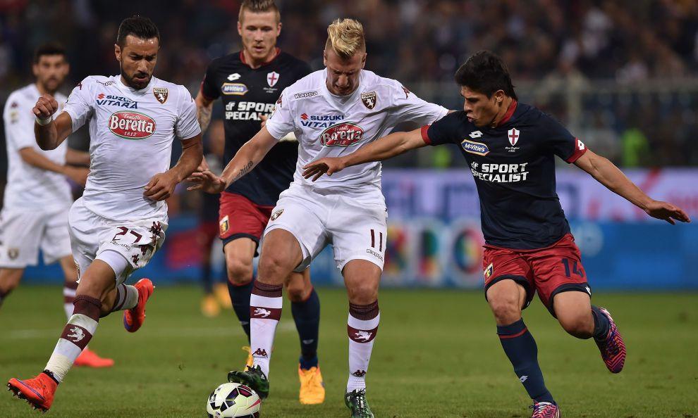 Genoa smadrer Torino med hele 5-1!