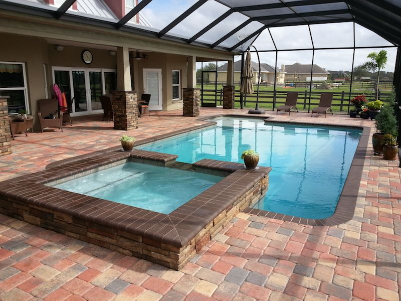 Planning The Perfect Pool For Your Backyard Oasis Indoor Pool Design Swimming Pools Backyard Pool Hot Tub