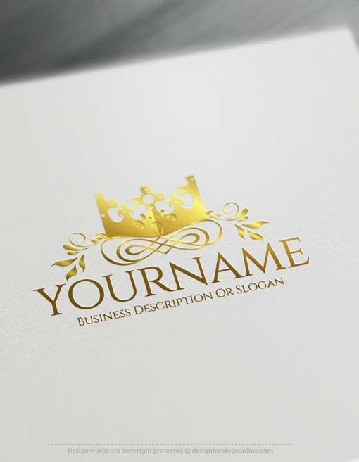 Top Royal Crown Logo Design Collection Logos Inspiration Vintage Logo Design Logo Design Free Logo Design Collection