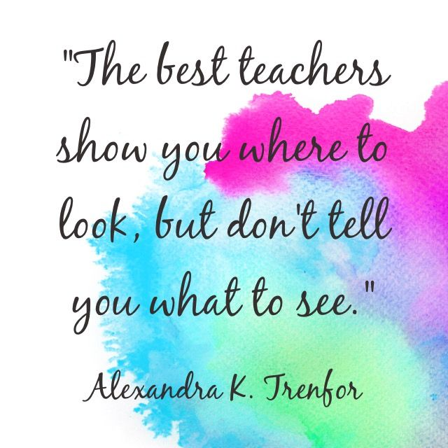 A Best Teacher Quotes: Best Teacher Quotes T