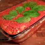 Homemade Lasagna -  My guess is that you never expected to be enjoying lasagna and achieving all your health goals while slimming down. You definitely never thought you'd be cutting costs by making your own fresh pasta. It sounds like a project, but trust me it isn't. I think Italian women just play it up that they are working hard all day in the kitchen when it comes to making homemade noodles.