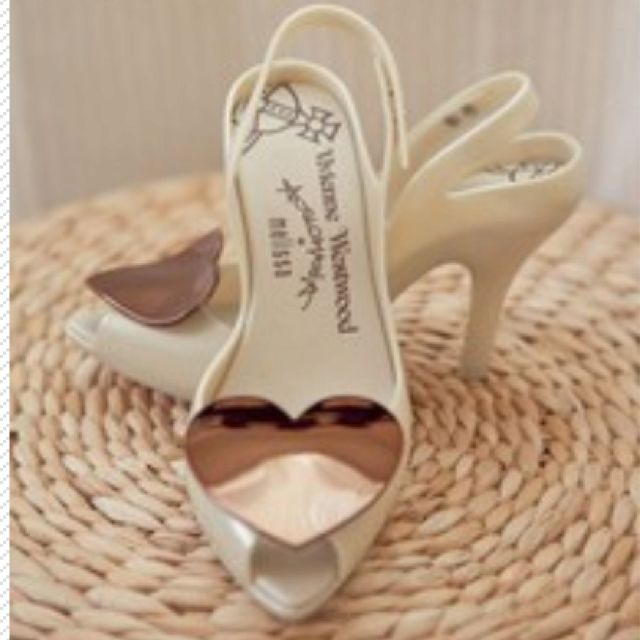 Vivienne Westwood Shoes, Heart Shoes