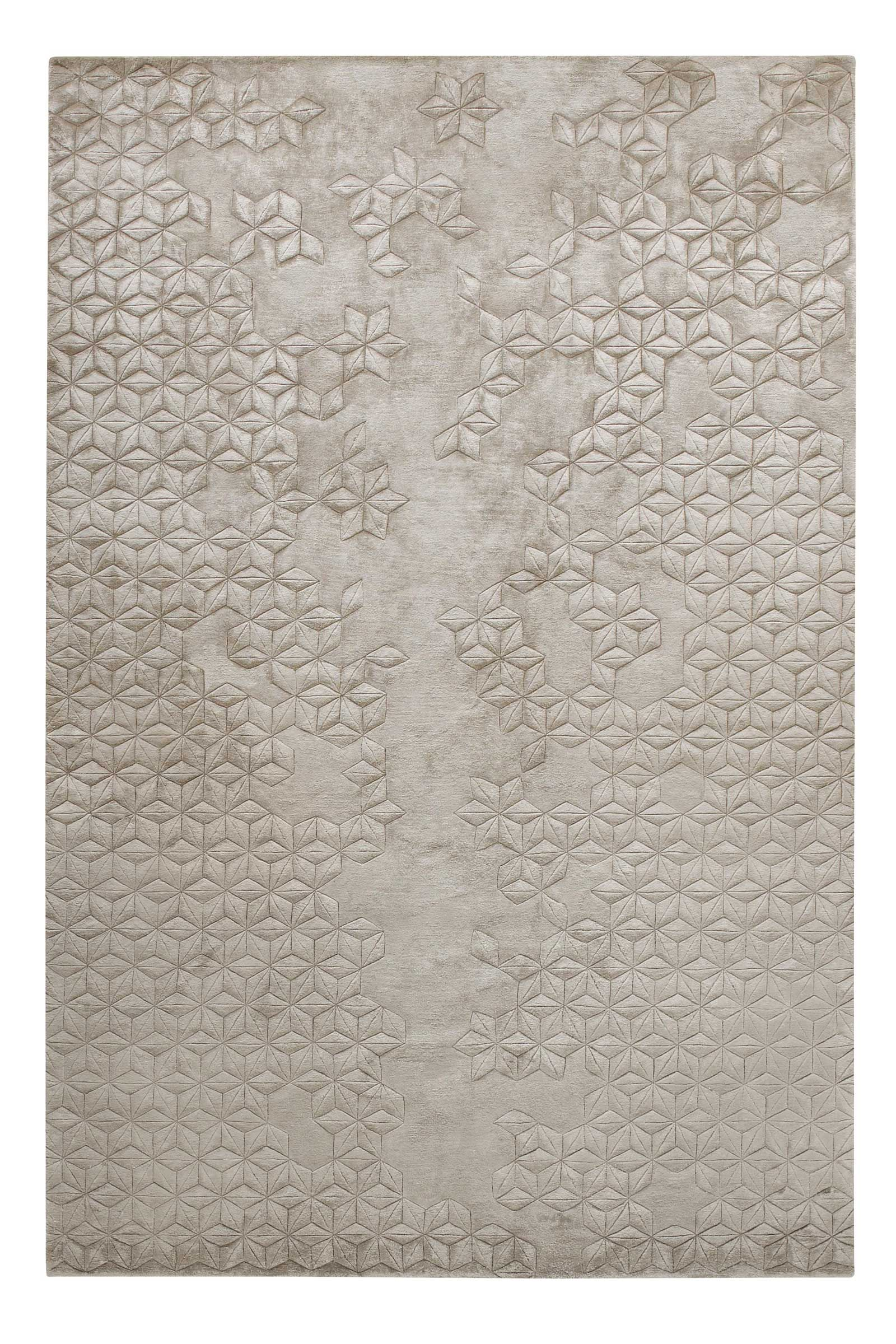 Star silk by helen amy murray silk contemporary hand knotted designer rugs