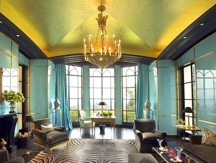 Famous Interior Designers Work work of an artist: brian j. mccarthy | interiors and famous