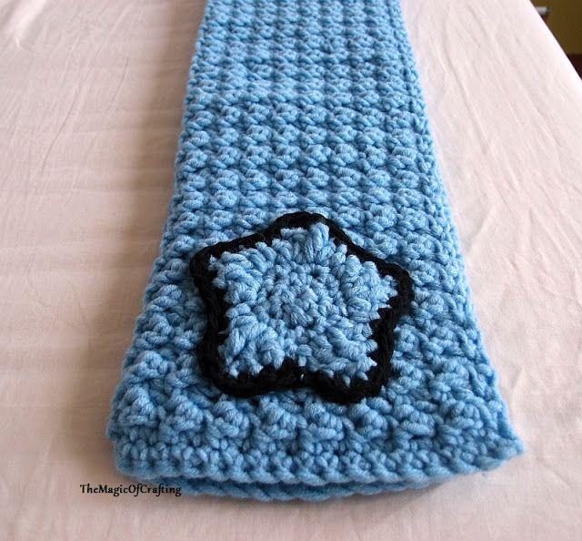 Easy Textured Scarf Free Crochet Pattern Crochet Pattern For