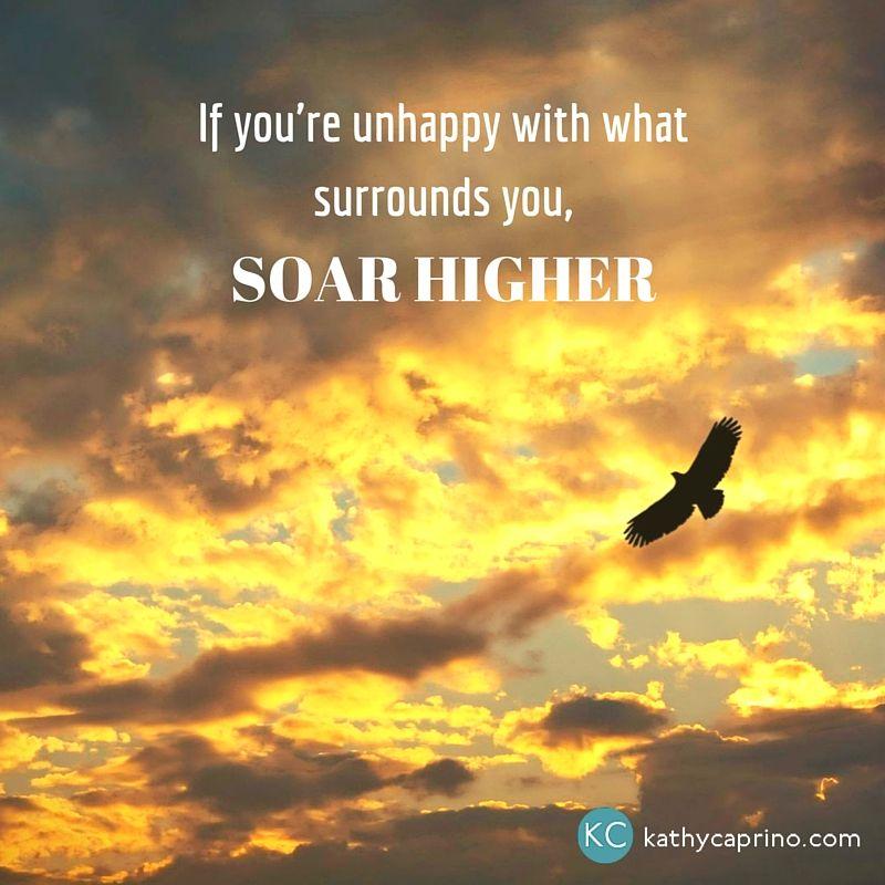 You Can Do It Soar Higher Kathycaprino Com Black Success Inspirational Quotes You Can Do
