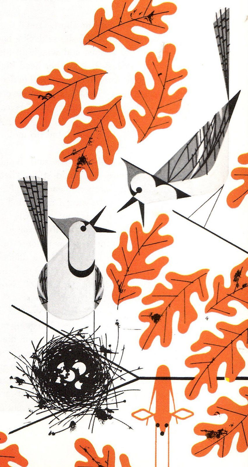 Charley Harper   Mid-Century Modern Graphic Design   Illustration ...