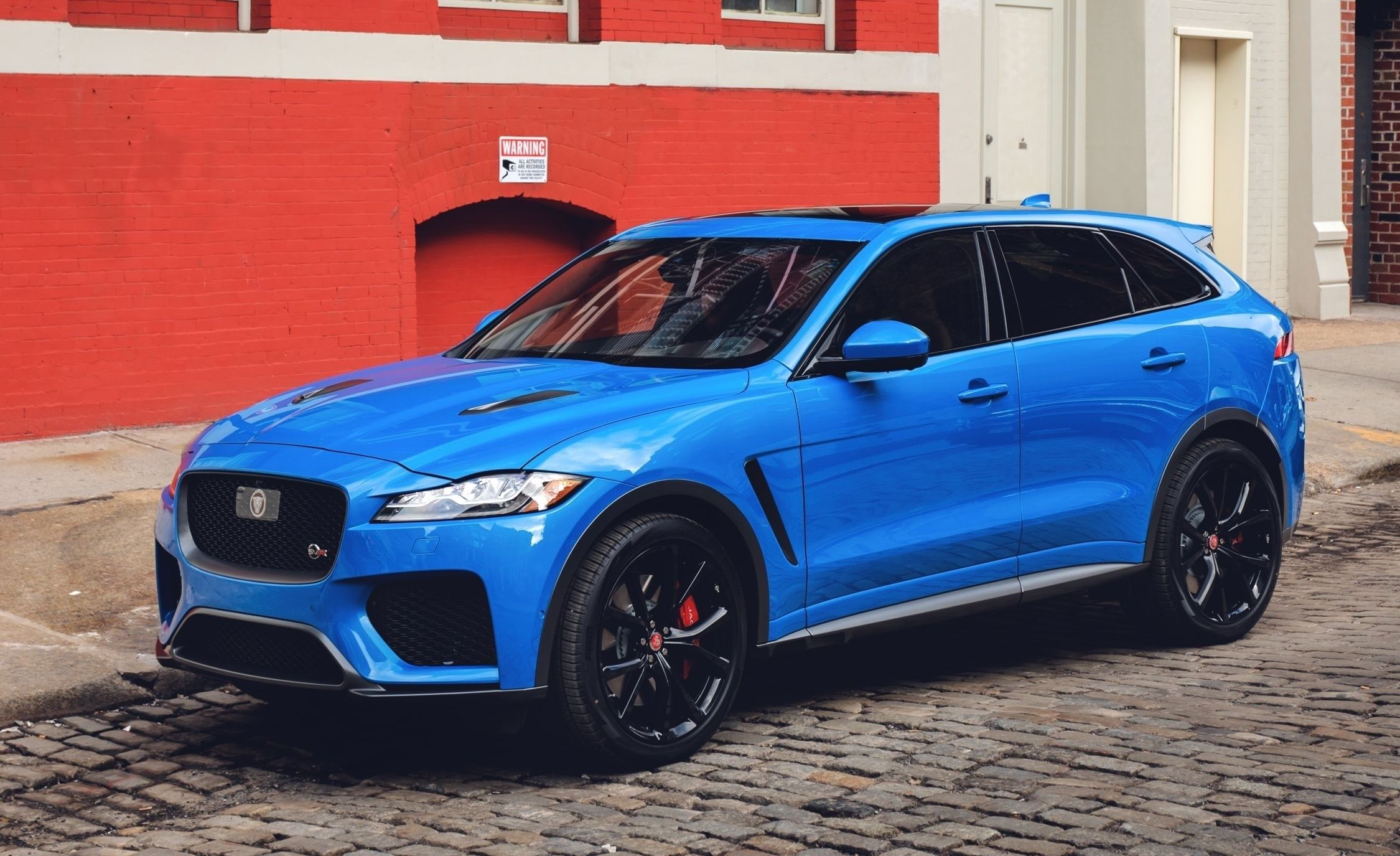New 2020 Jaguar F Pace Svr Spy Shoot Jaguar Jaguar E Upcoming Cars