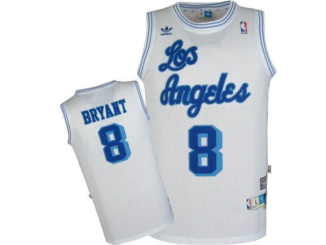 NBA Los Angeles Lakers #8 Kobe Bryant mesh restoring ancient ways ...