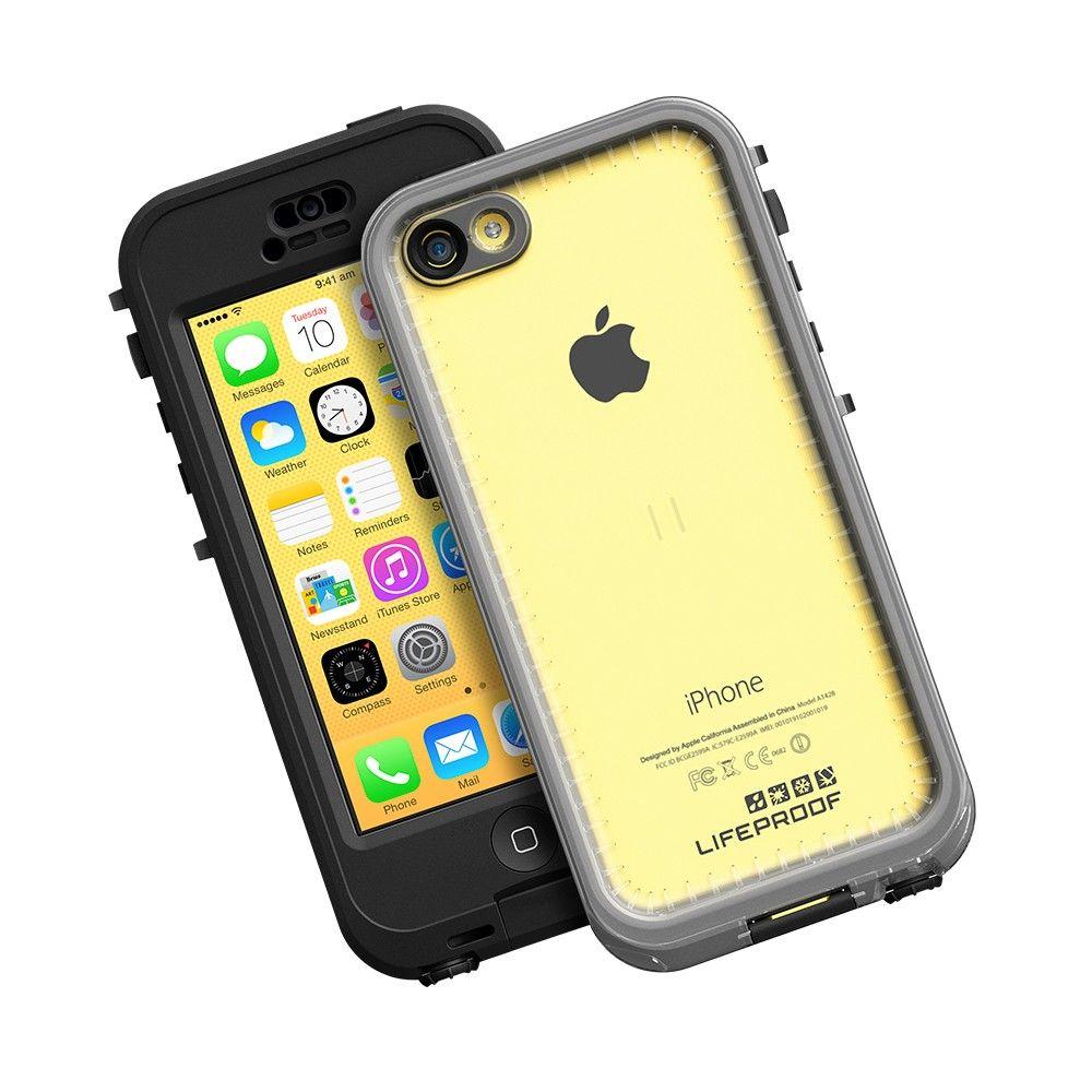 Clear / Black iPhone 5c lifeproof case | Iphone, Iphone 5c ...