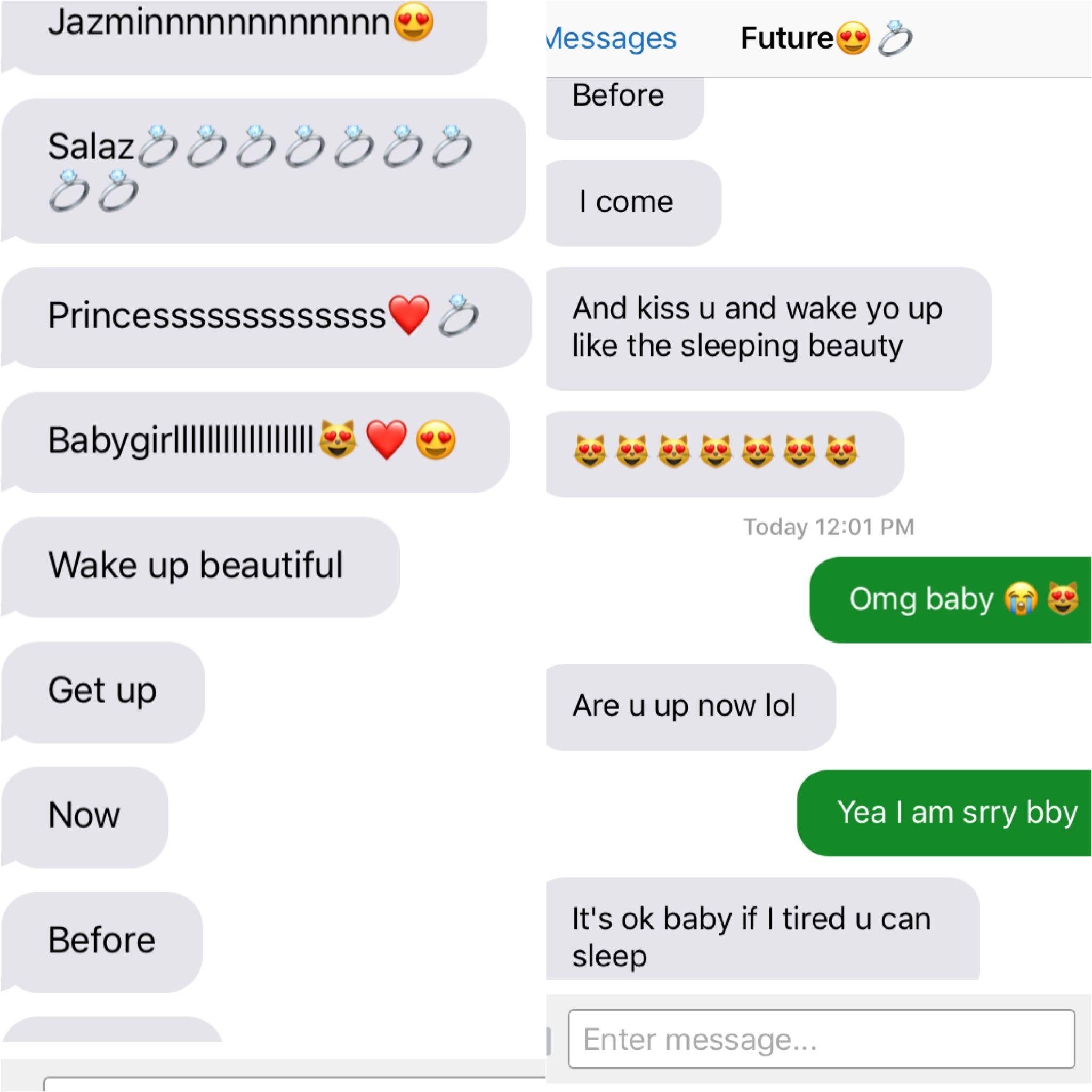 Goldenxqveen Couple Goals Texts Relationship Goals Text Cute