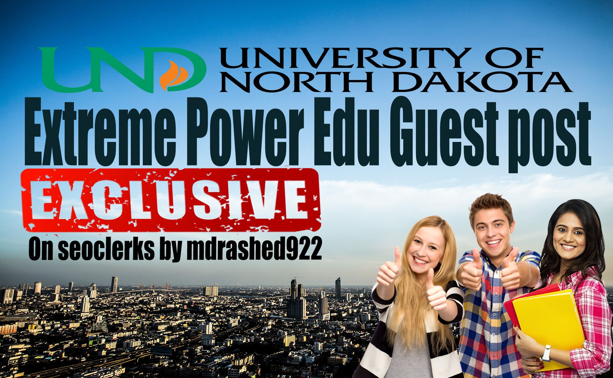 Extreme Power Edu Guest post on University of North Dakota
