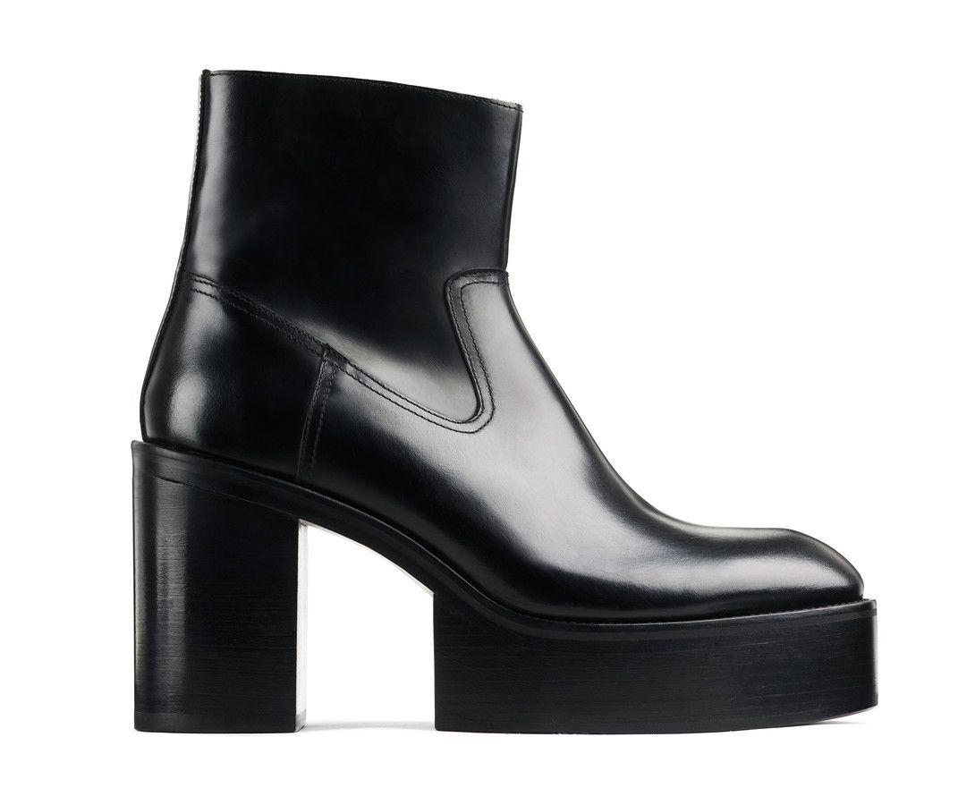 Acne Studios Black Tricolor Chelsea Boots 68uVng
