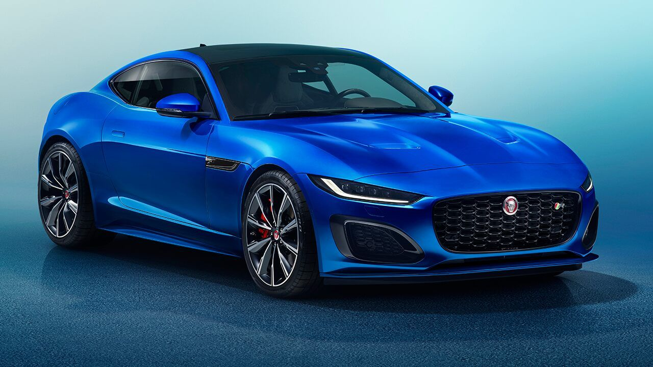 2020 Jaguar F Type Gets New Style Fewer Models In 2020 New Jaguar F Type Jaguar F Type New Jaguar