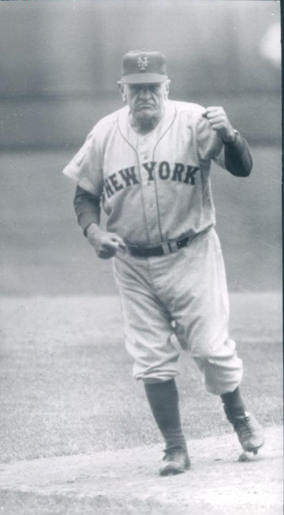 Casey Stengel, New York Mets: