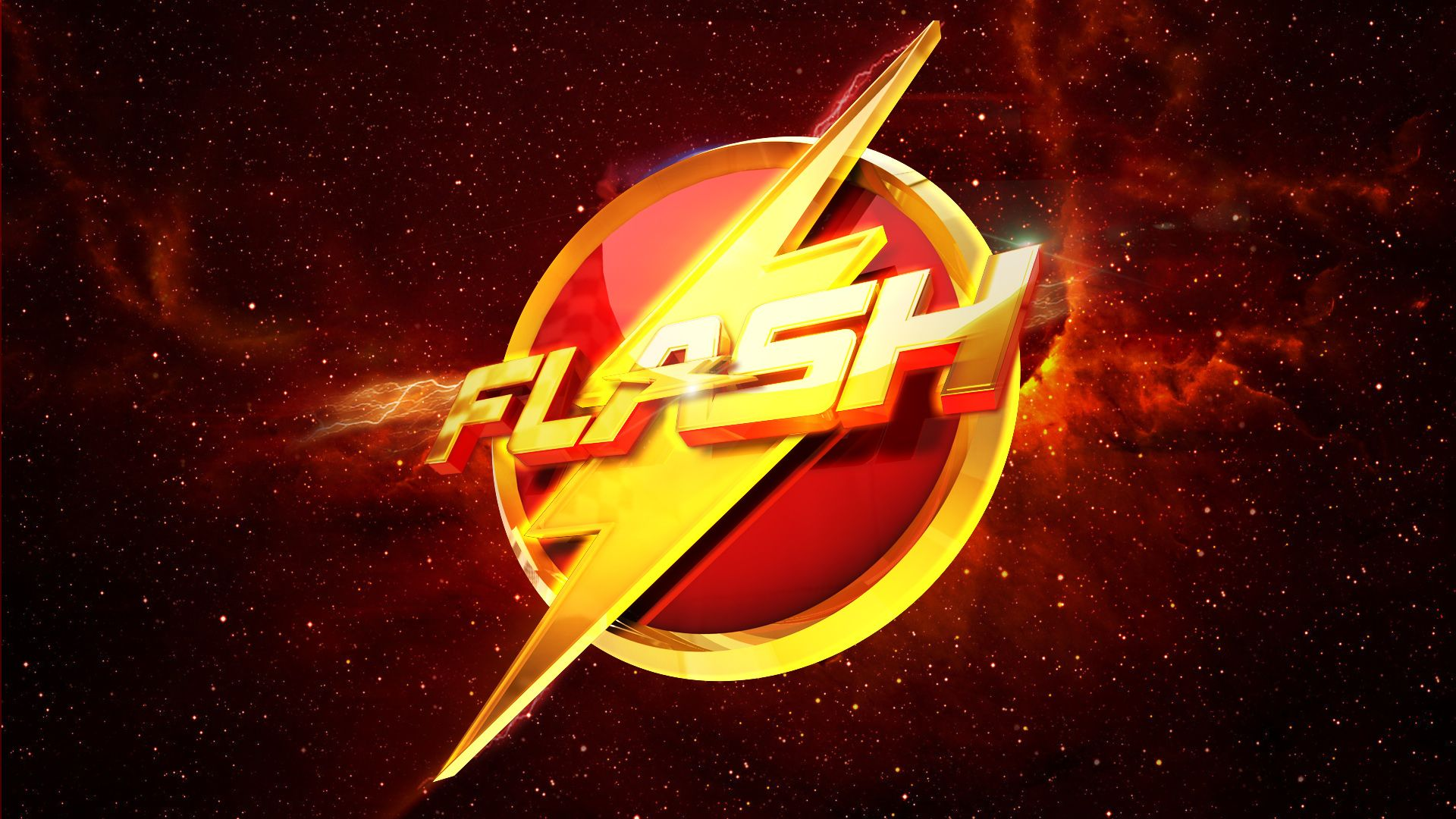 The Flash CW Zoom Is Coming HD Desktop Wallpaper Widescreen