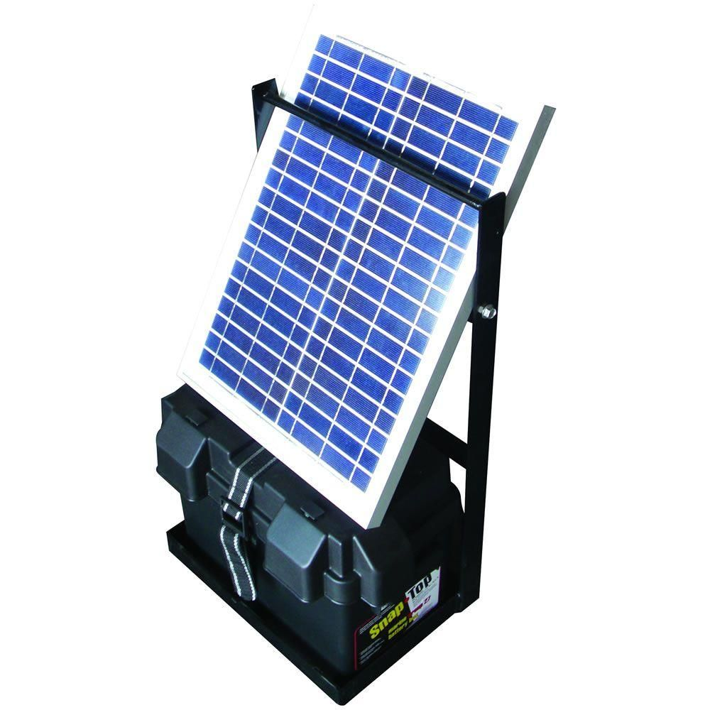 Speedrite Solar System 1 Joule 819156 The Home Depot In 2020 Solar Panels Solar Panel System Solar