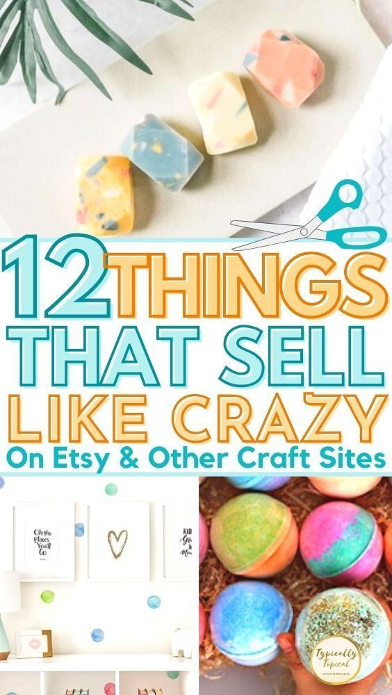 24 Best Things to Sell on Etsy to Make Money in 2021