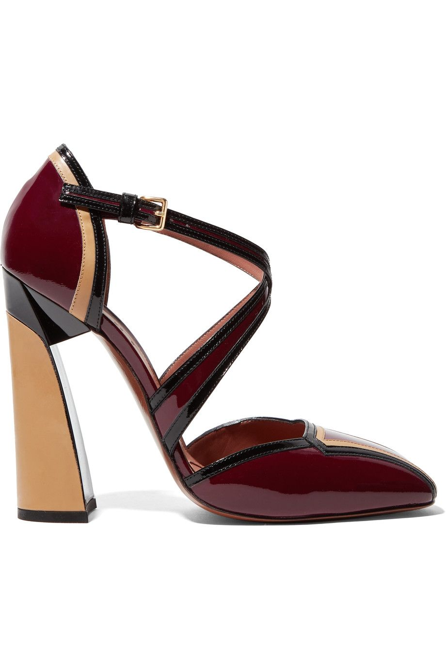 Marni Patent Leather Pumps