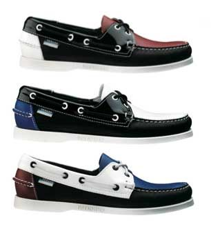 d725b4b4 Extremely Limited Edition Sebago Docksides, from Colette in Paris and Vane  in New York
