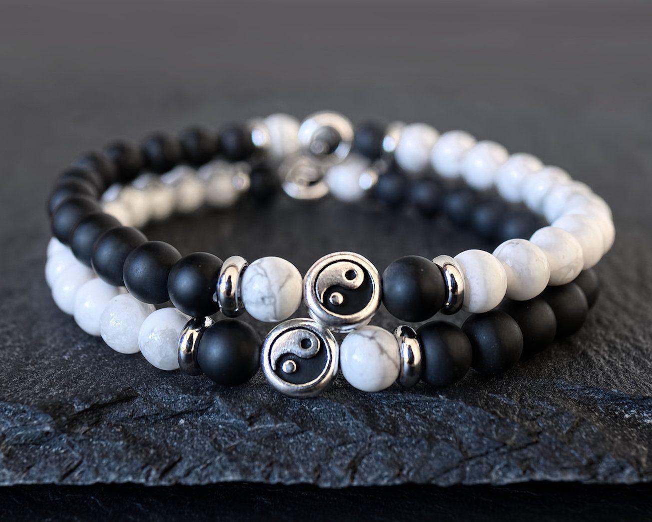 Bracelet Set Yin Yang