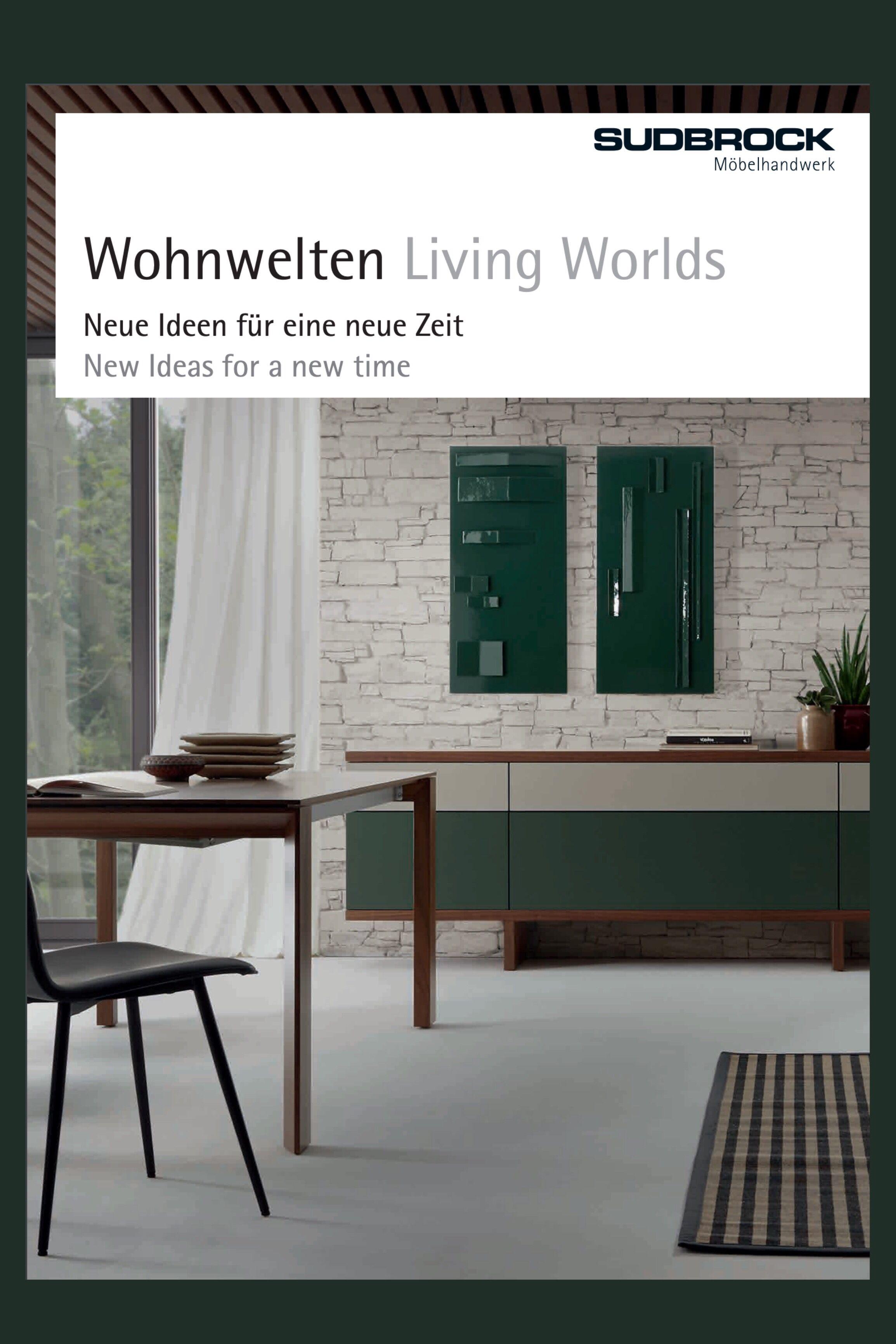 Schöner Wohnen in Grün  Einrichtung Trends  SUDBROCK