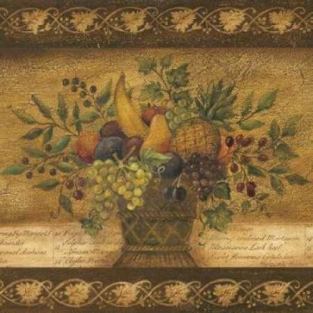 Abundance I Canvas Art - Kimberly Poloson (24 x 24)