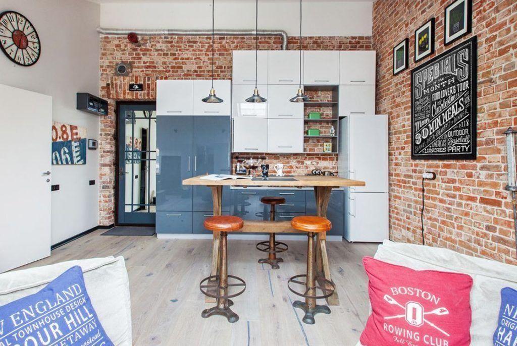 70 ambientes com tijolo aparente unindo charme e rusticidade