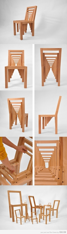 chair within a chair within a chair...