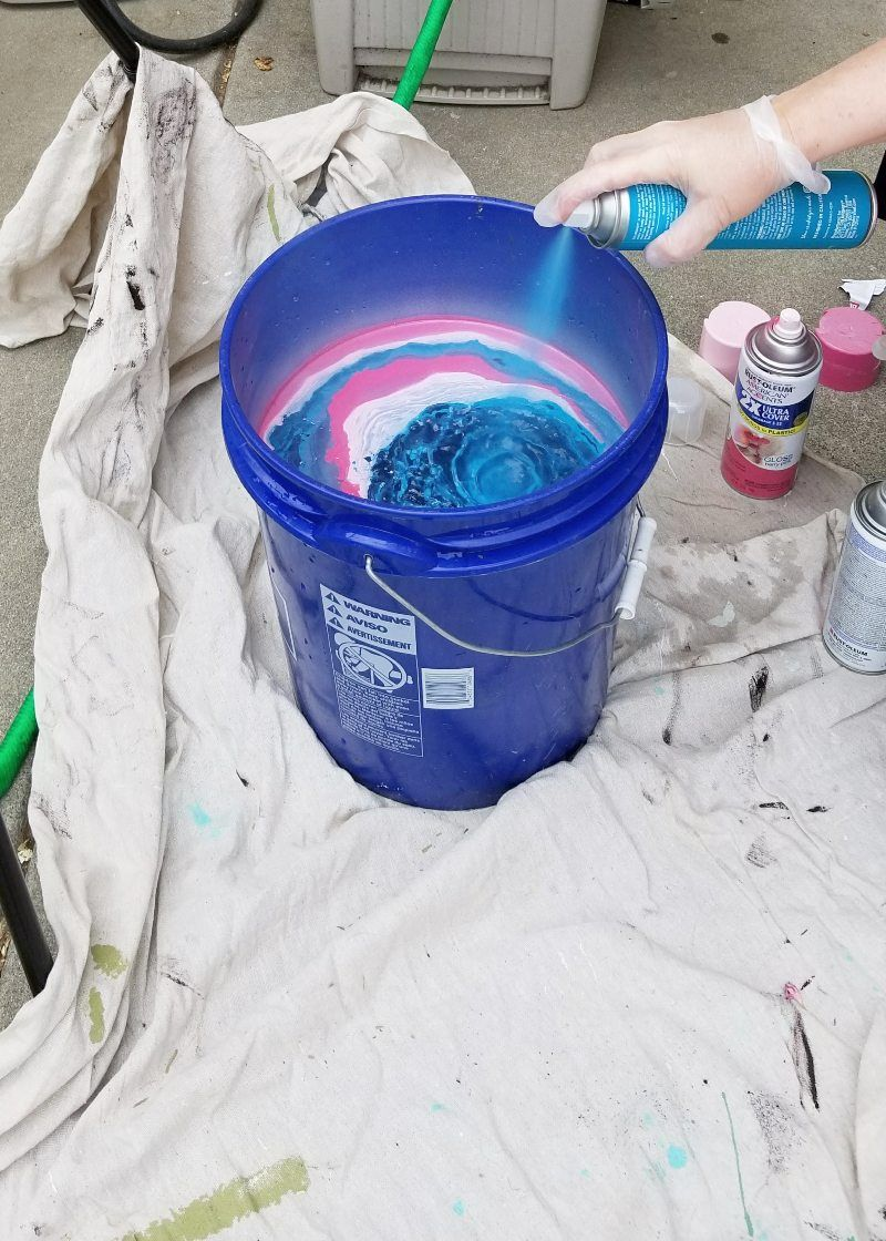 Hydro Dipping Tumblers DIY Step by Step Tutorial!