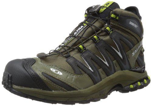 Salomon Men s XA Pro 3D Mid LTR GTX Hiking Shoe 6abc21fa35c