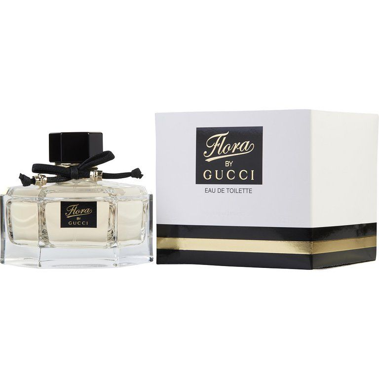 Gucci - ($118 Value) Gucci Flora Eau De Toilette, Perfume for Women, 2.5 Oz - Walmart.com - Walmart.com