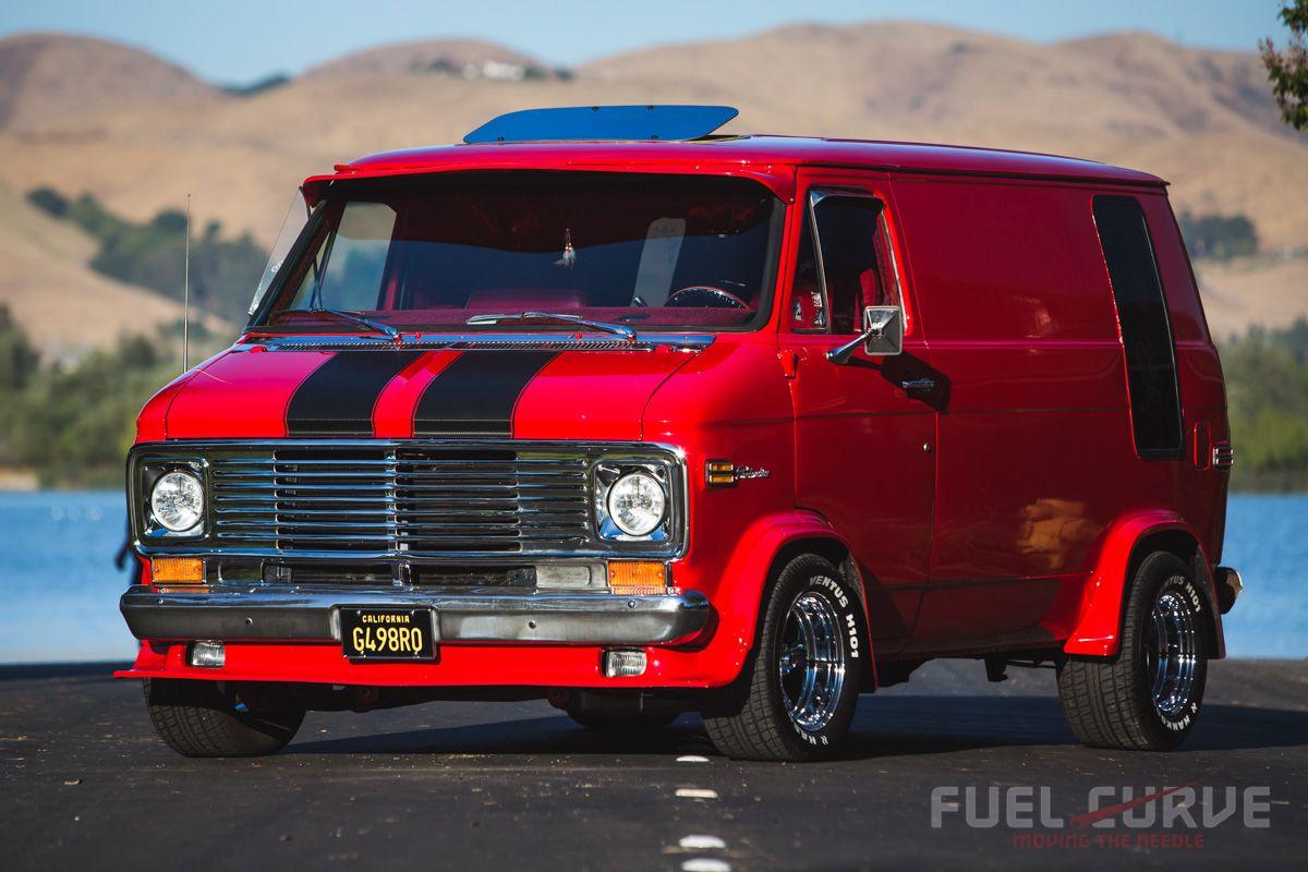 2586857cc36f66 1976 g10 chevy van – four decades of full-bodied fun!